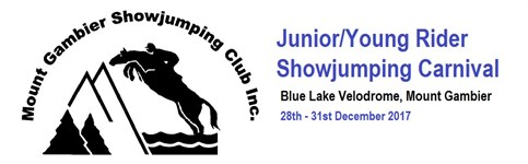 The Mount Gambier JNR/YR Showjumping Carnival