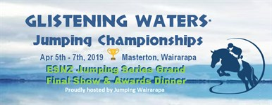 Glistening Waters & ESNZ Series Final 2019