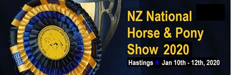 NZ National Horse & Pony Show
