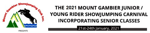 Mount Gambier Junior & Young Rider Carnival + Seniors