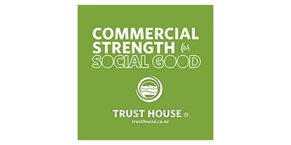 Trust House - sponsor of Glistening Waters SJ